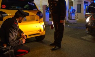 Controlli dei Carabinieri nei quartieri Nomentano, Parioli e Salario-Trieste