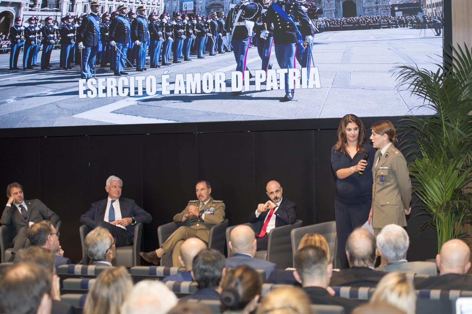 """Presentato il """"CalendEsercito 2020"""""""