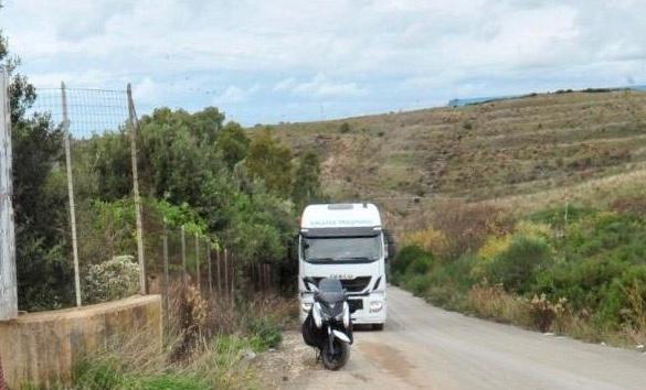 Civitavecchia, sanzionati camion Ama non in regola diretti alla discarica