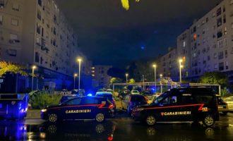 """Operazione antidroga """"Archeo 2017"""" dei Carabinieri di Roma: sgominata organizzazione che gestiva lo spaccio a Tor Bella Monaca 20 arresti"""