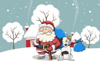 L'associazione Viva Tarquinia inaugura la casa di Babbo Natale