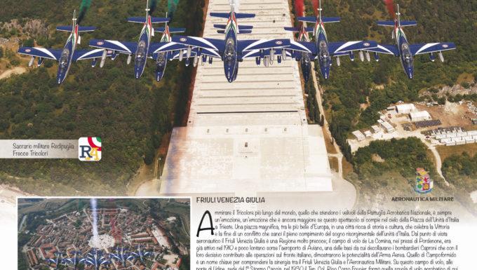 Aeronautica, calendario 2020: dodici mesi per vedere l'Italia dall'alto