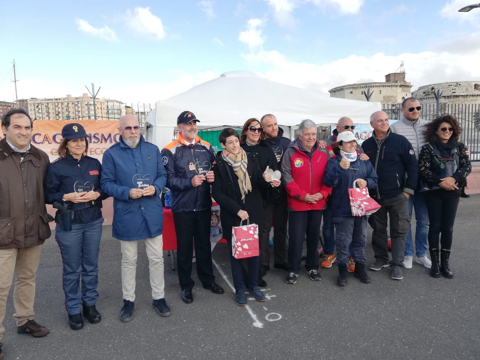 Civitavecchia, grande successo per la 9^ edizione del Trofeo Canna da Riva per Telethon