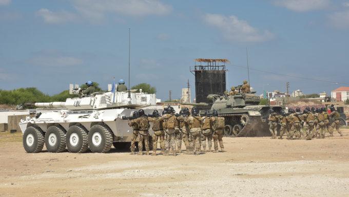 L'Esercito è impegno a lavoro anche durante le festività in molteplici operazioni in Italia e all'estero