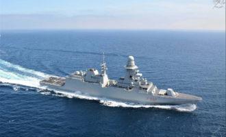 Marina Militare: la fregata Marceglia conclude la partecipazione all'operazione antipirateria Atalanta