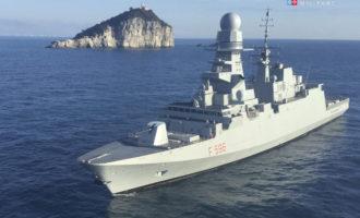 Marina Militare: la fregata Martinengo ha effettuato una sosta a Larnaca