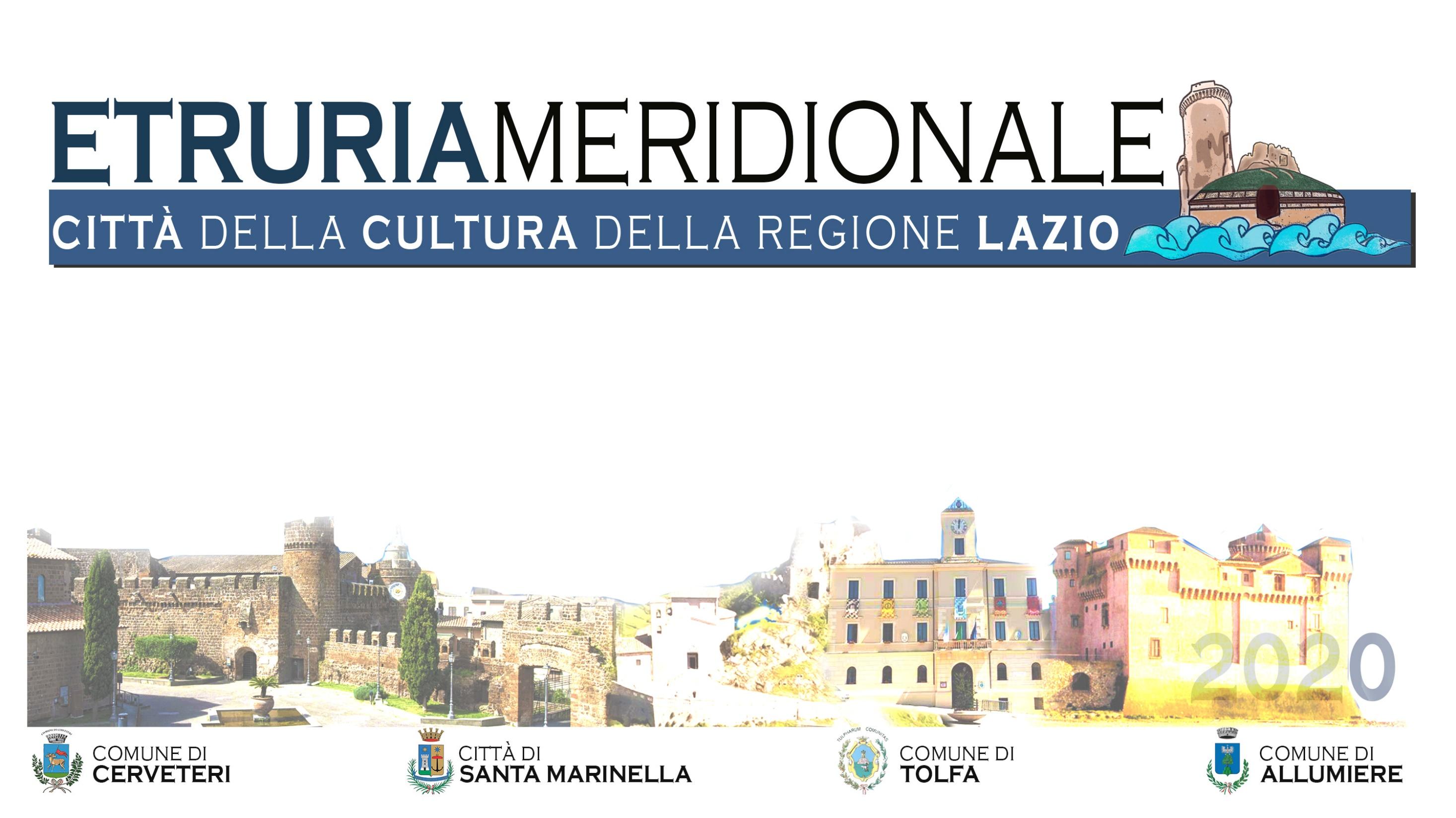 Santa Marinella, Tolfa, Cerveteri, Allumiere città della cultura del Lazio