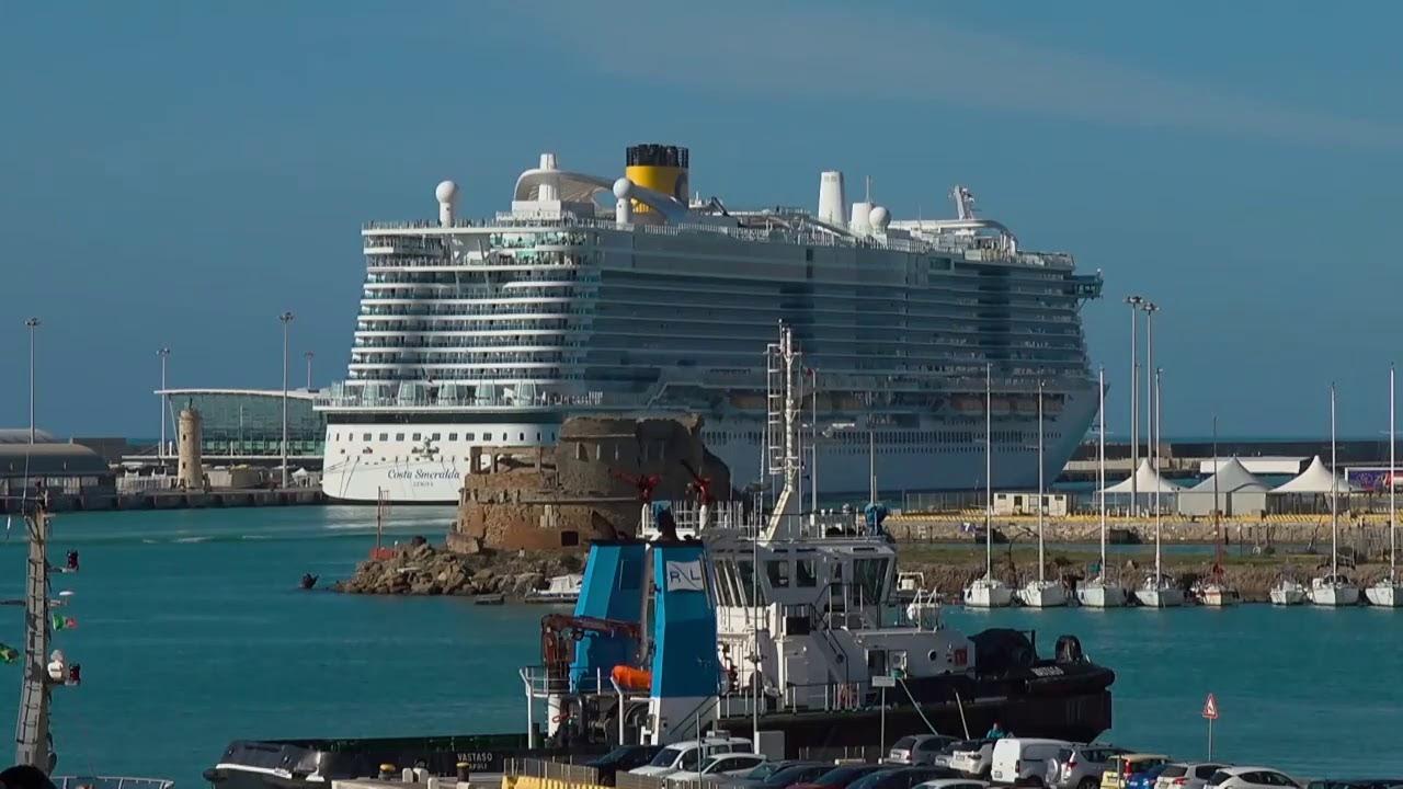 Porto di Civitavecchia, agli operatori della sicurezza guanti e mascherine