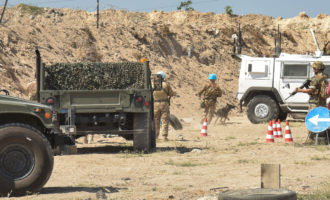 """Difesa: """"Guerini, contattato il contingente italiano e il ministro della difesa irachena al Shammari"""""""