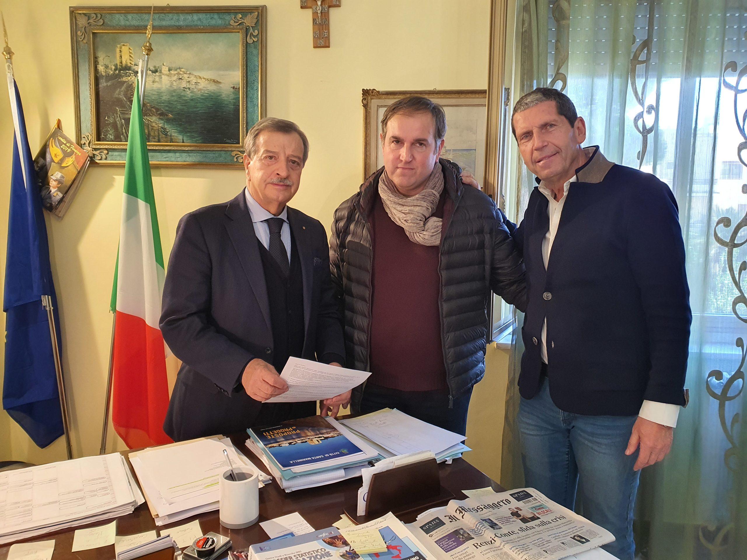 Santa Marinella,  progetto emergenza loculi consegnati altri 20 loculi, 80 entro il 2020