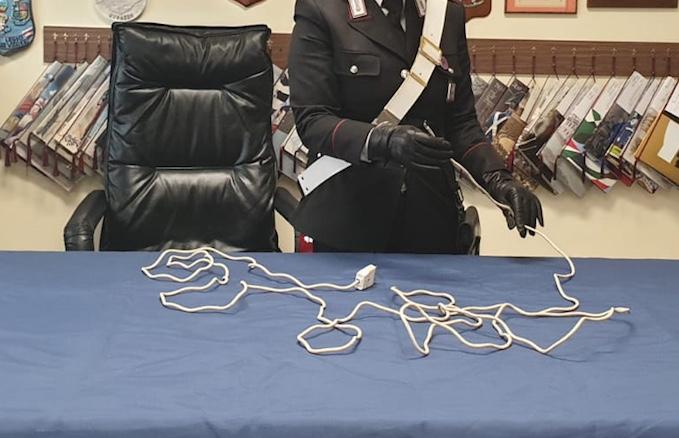 Ciampino, 23enne seviziata e costretta a prostituirsi