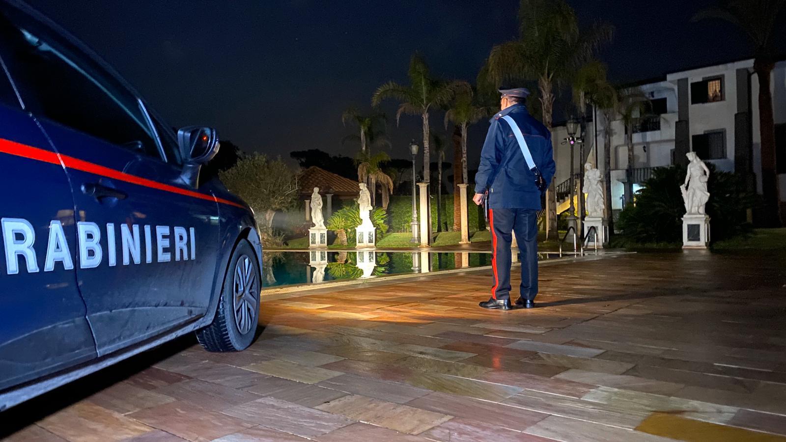 Carabinieri smantellano una  associazione per delinquere facente capo ad un ex componente della Banda della Magliana