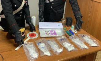 Ladispoli, weekend di controlli dei Carabinieri in manette due persone per droga