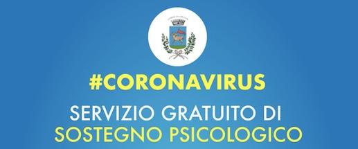 Cerveteri, COVID-19: da lunedì attivo il sostegno psicologico a distanza