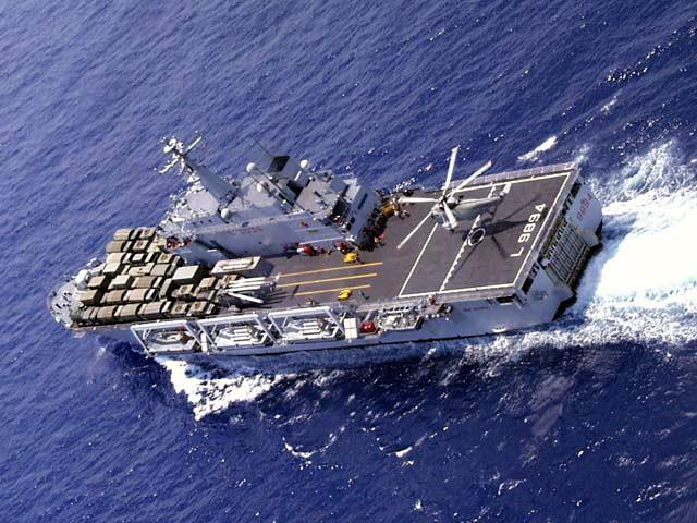 Marina Militare: misure precauzionali a bordo delle navi anfibie San Giusto e San Giorgio