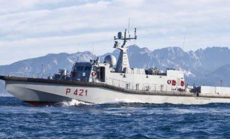 Intermarine (gruppo Immsi): consegnata alla Marina Militare italiana l'UNPAV Tullio Tedeschi