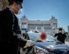 Roma e provincia, misure anti Covid-19 denunciati per bere alcolici insieme, giocare a carte e circolare in macchina senza una giustificazione