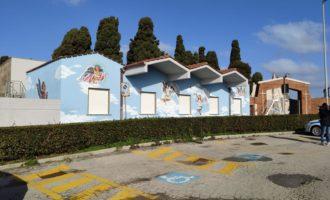 Cittadinanza attiva, nuova veste per l'area esterna del cimitero comunale di Santa Marinella