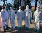 Sopralluogo della Task Force della Asl Roma 4