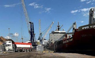 Porto di Civitavecchia, convocate le imprese sulla gestione delle banchine durante questa emergenza