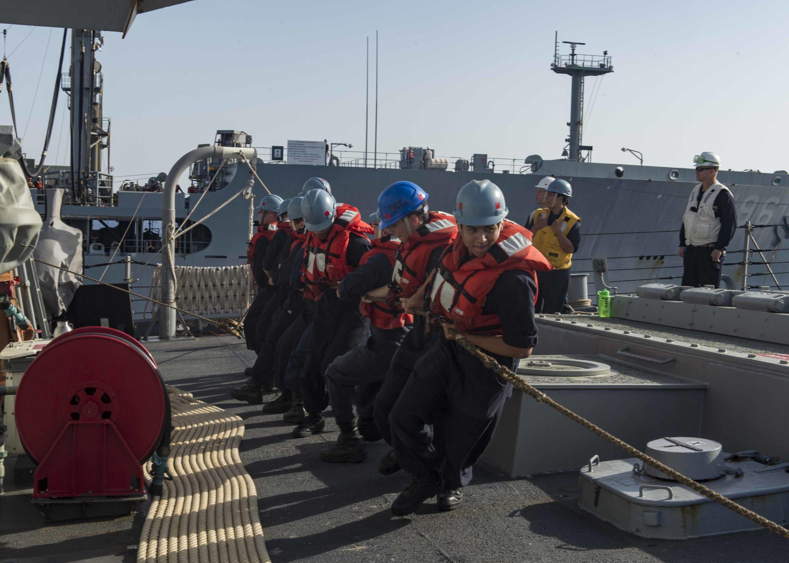 Navigazione: emergenza COVID-19, 100.000 marittimi devono poter tornare a casa