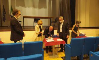 Rinnovata la convenzione per il polo universitario di Civitavecchia