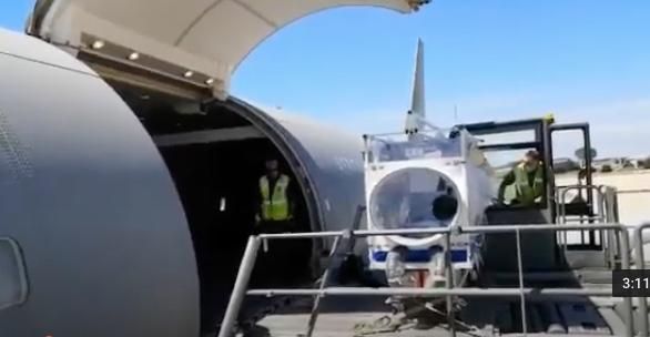 Coronavirus: volo dell'aeronautica militare per rimpatriare un italiano positivo bloccato in Guinea Equatoriale