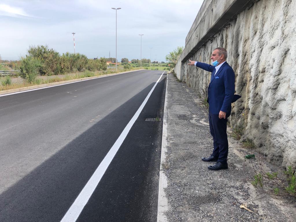 """Civitavecchia, D'Ottavio: """"Numerosi altri interventi conclusi in città"""""""