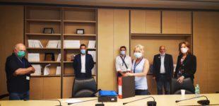 Regione Lazio: consegnate in regione 15000 firme per servizio idrico nella Tuscia