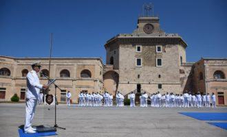 Civitavecchia: cambio al vertice della direzione marittima del Lazio