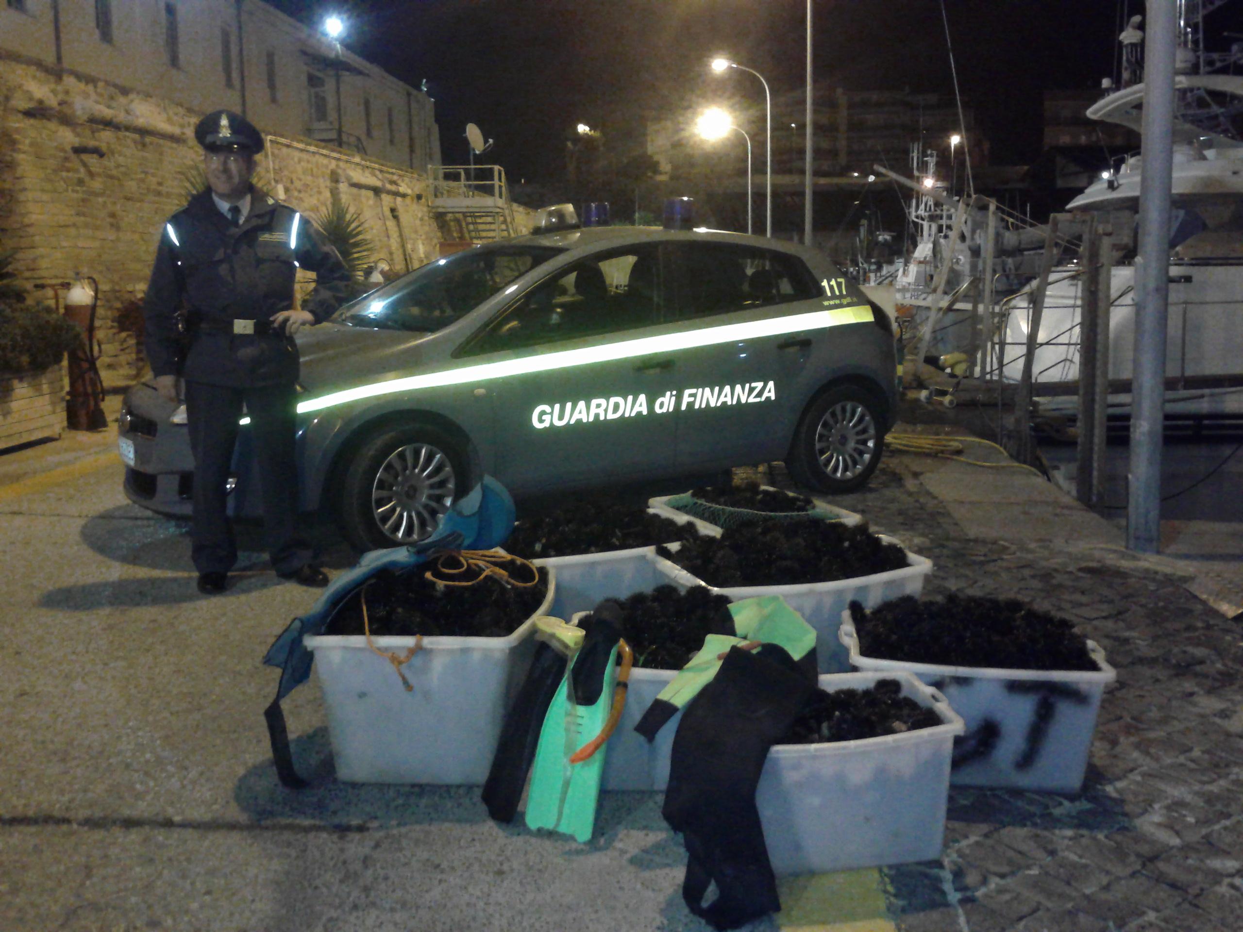 Civitavecchia: controllo di polizia ittica e marittima