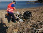"""Civitavecchia: successo per la pulizia della spiaggia ex ristorante """"La Medusa"""""""