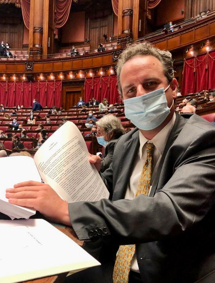 """Battilocchio: """"Civitavecchia ha importanza strategica, merita attenzione dal Governo"""". Approvato odg a sua prima firma in Dl Rilancio"""